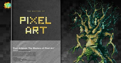 The Masters of Pixel Art – volume 3 Only 4 days left.