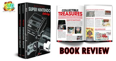 The Super Nintendo Anthology – Book Review.