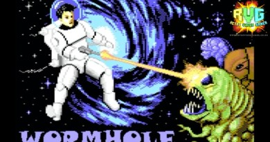 Wormhole – C64 Game Review