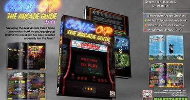 Coin-Op: The Arcade Guide – On Kickstarter Now!