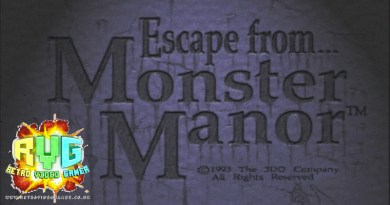 Escape from Monster Manor – 3DO Review