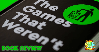 The Games That Weren't – Book Review