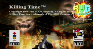 Killing Time – 3DO Review