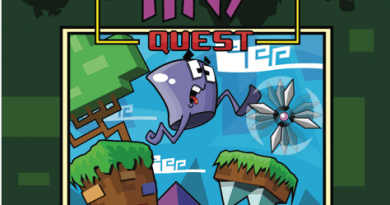 Tiny Quest – C64 Review