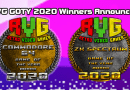 RVG GOTY 2020 Winners Announced.