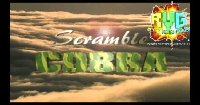 Scramble Cobra – 3DO Review