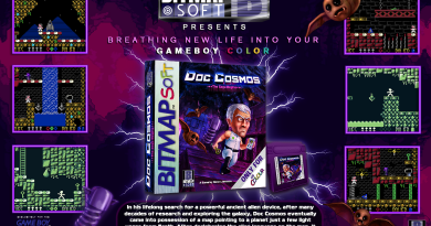 Doc Cosmos – A New Physical Release for GBC