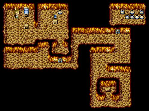 Sages Cave Final Fantasy I Walkthrough