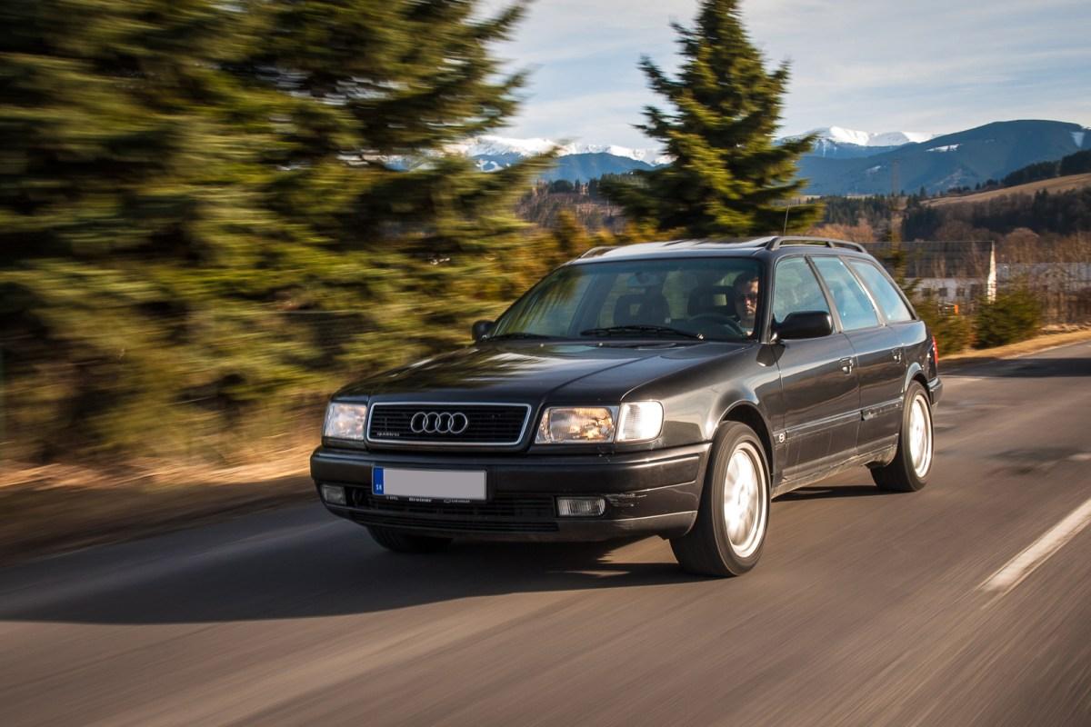 Predám Audi 100 Avant 2.6 V6 Quattro
