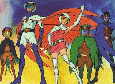 10 Cartoons From the Eighties We Miss   Retro Yak Battle of the Planets