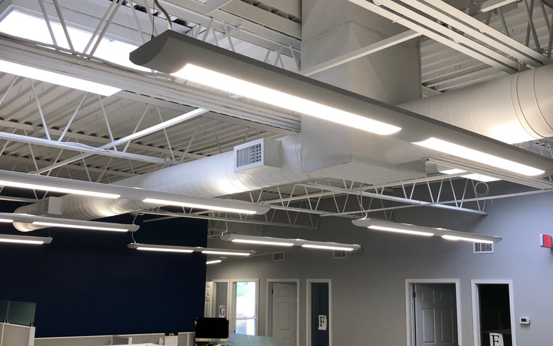 Open Ceiling Concept in Commercial Buildings