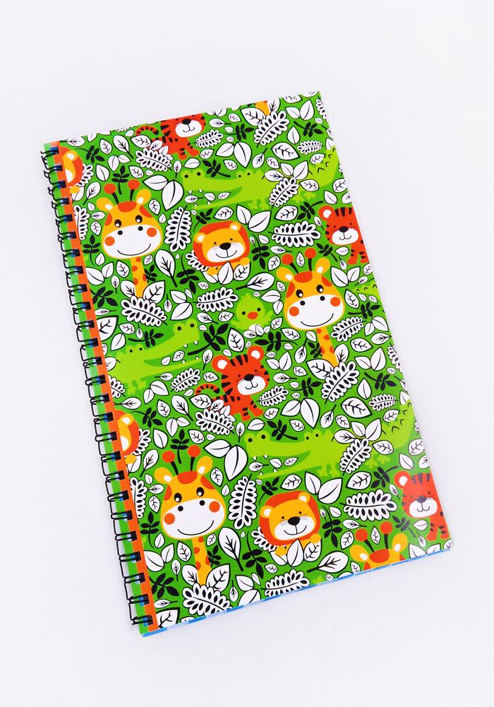 Animal theme diary