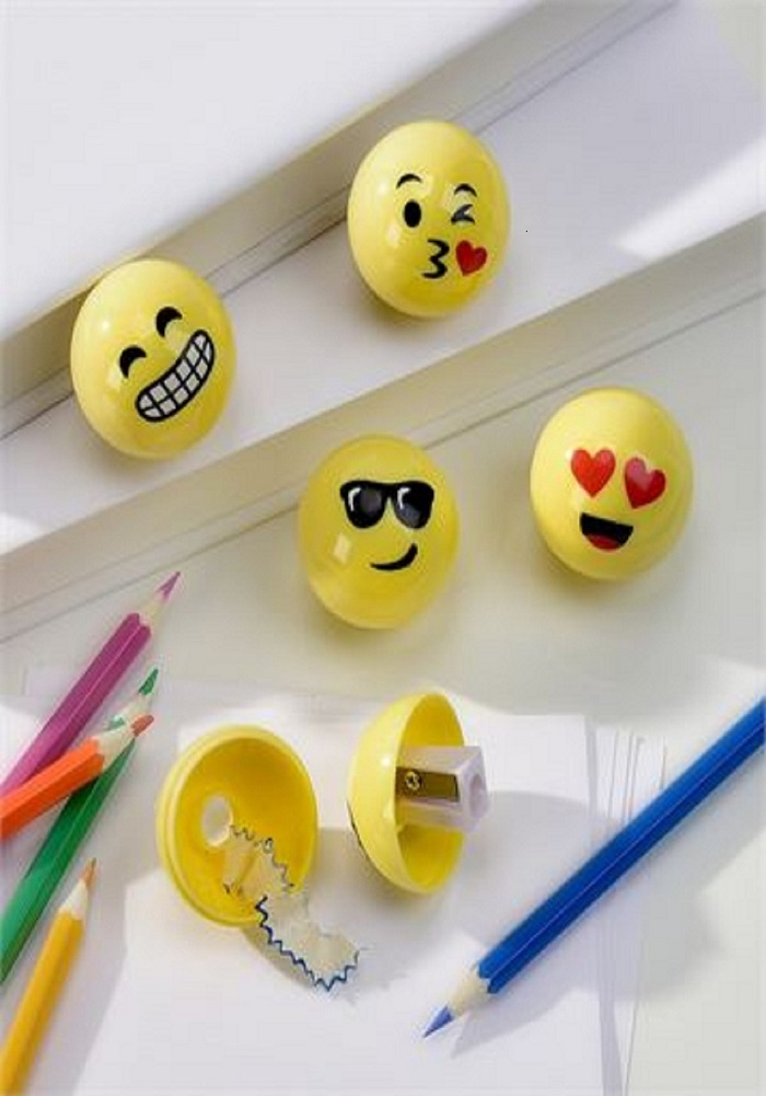 smiley themed birthday party