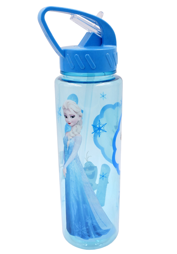 frozen theme return gifts bottle sipper