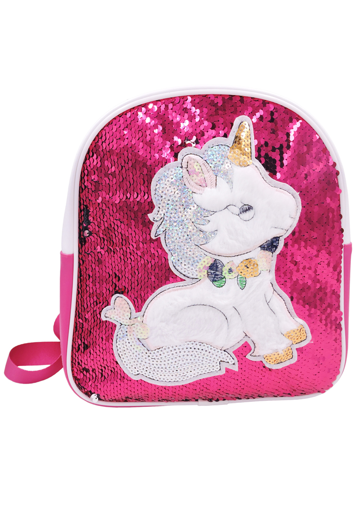 pink unicorn bag for kids