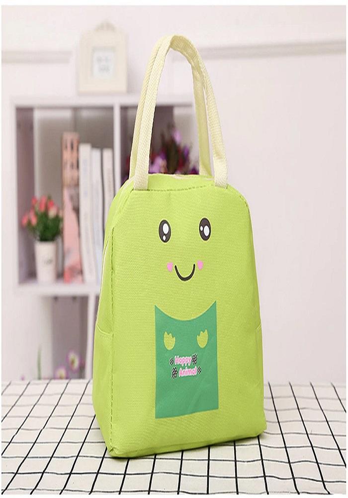 frog design lunch bag for boys return gifts