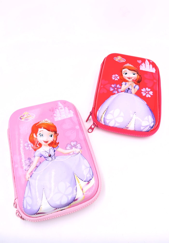 sofia the princess theme return gifts stationery box-min