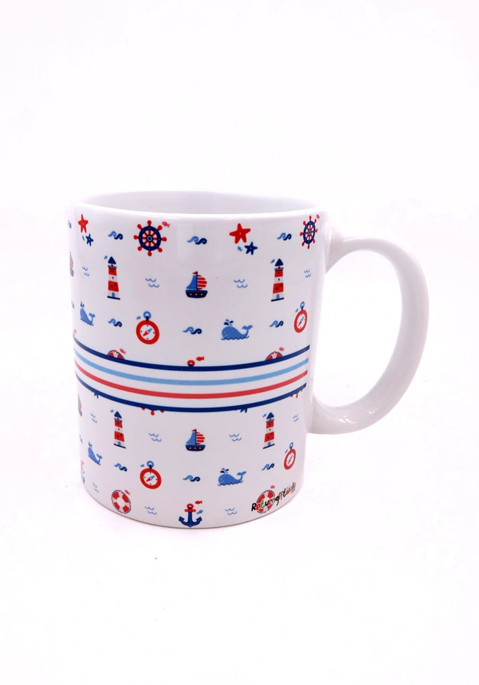 nautical theme mug sailor theme