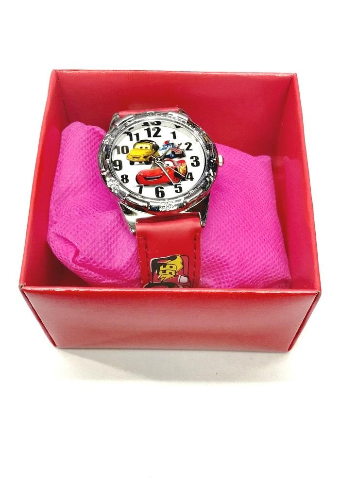 car theme wrist watch case