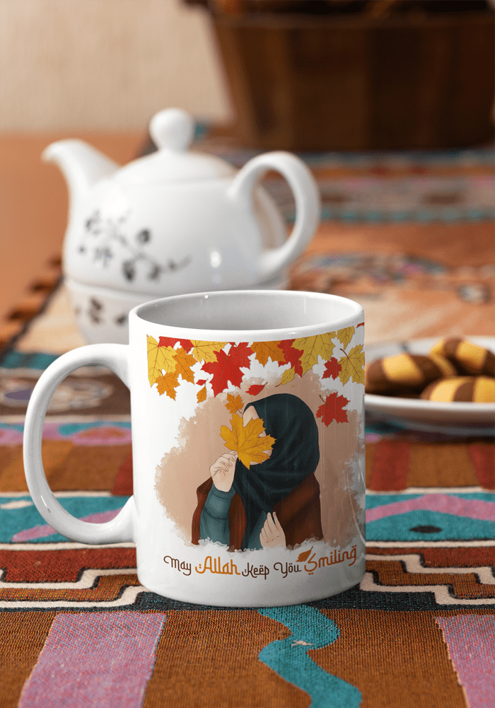 hijabi girl gifts-gifts for muslims-coffee mugs for girls
