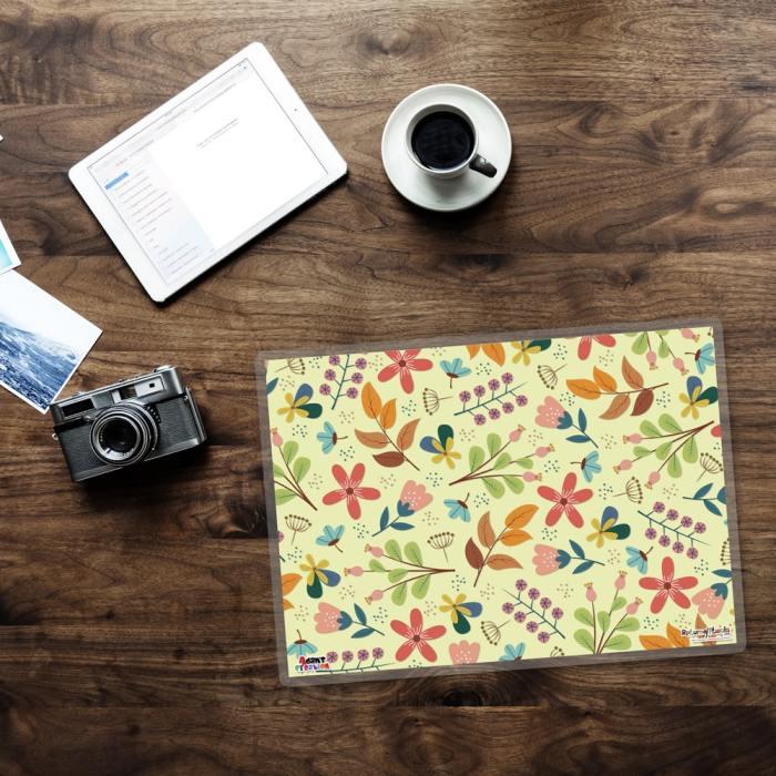 small flower daisy table mats-min