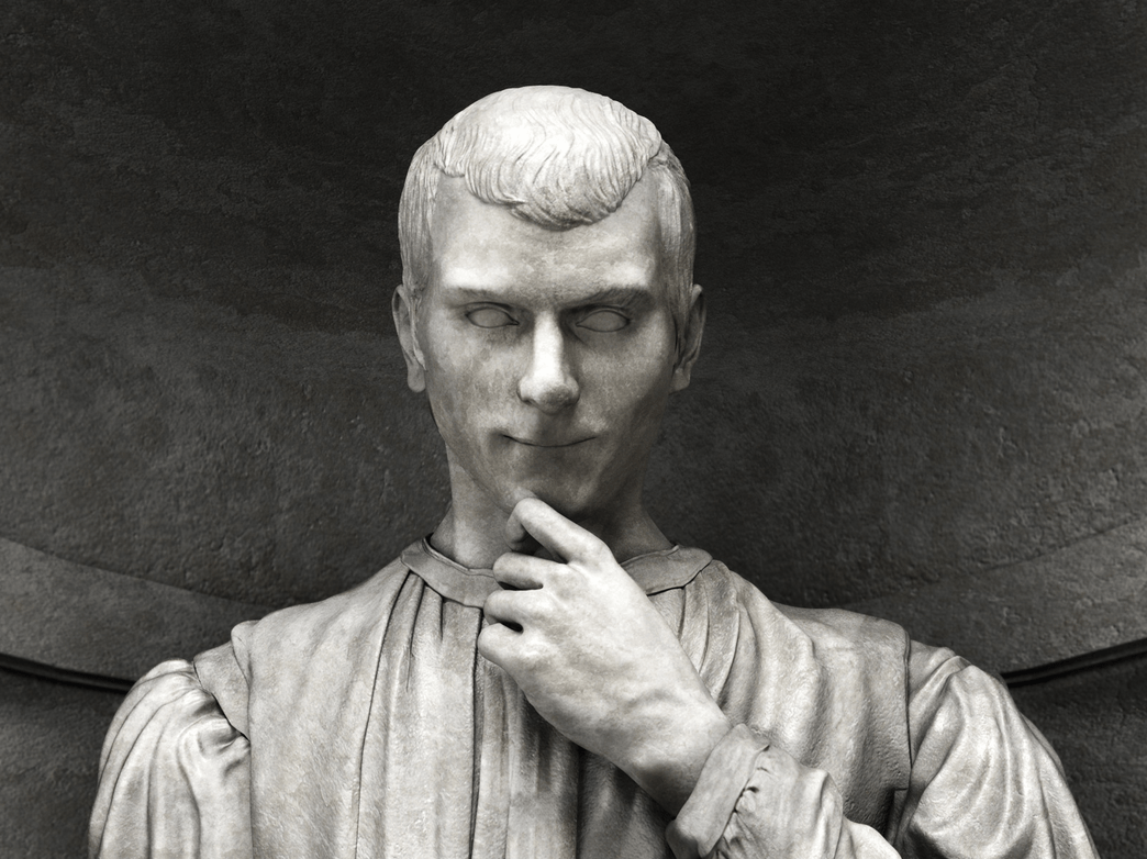 Image result for Images of Niccolo Machiavelli