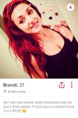 The Tinder Venmo Epidemic - Girls Who Want Cash Upfront Before You