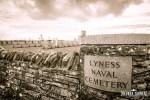Lyness Naval Cemetery