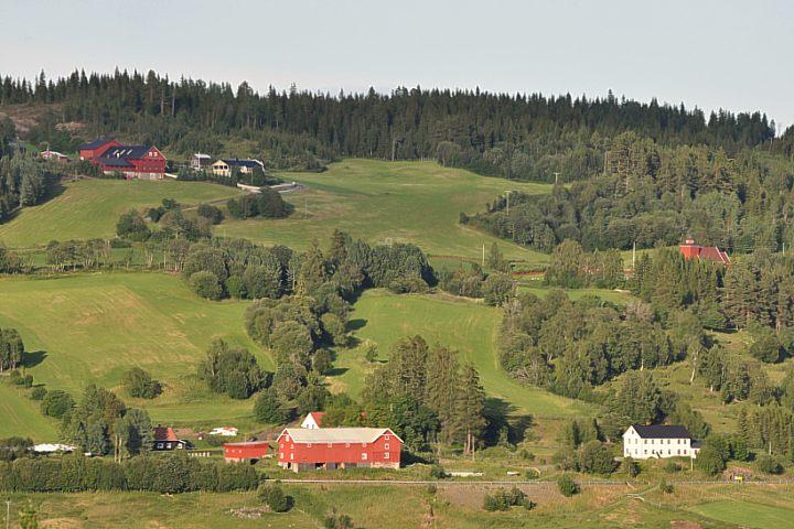 Nordre Land kommune / Finni søndre gård / Fredheim / Kinn ...
