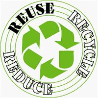 Reduce - Reuse - Recycle Image