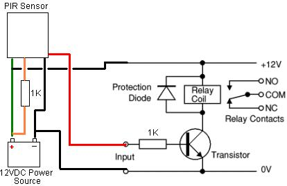 wiring for modified low voltage external pir sensor?resized414%2C269 pir wiring diagram efcaviation com wiring diagram for pir security light at bayanpartner.co