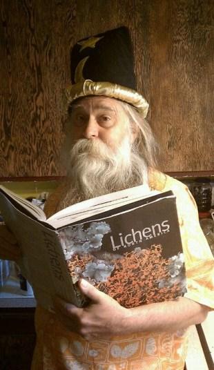 Lichen Wizard