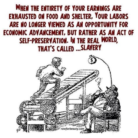 Rental Treadmill Slavery pic