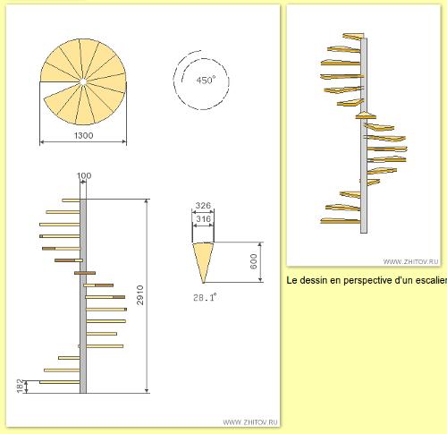 Calculez Et Dessinez En 3d Facilement Et Gratuitement Votre Escalier En Bois Reussir Ses Travaux