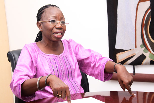 Marie BA, Associé à KPMG Sénégal