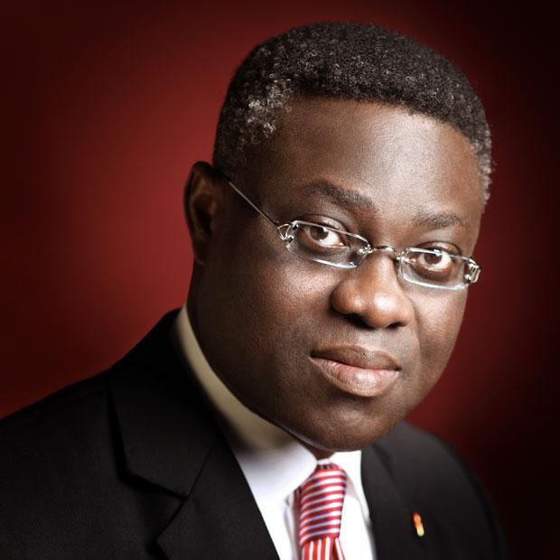 Phillips Oduoza, DG du Groupe UBA