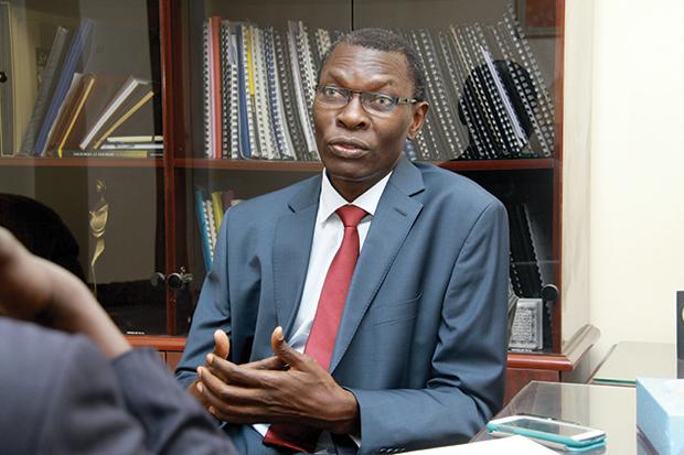 Babacar Ndoye, DG de la Banque Islamique du Sénégal