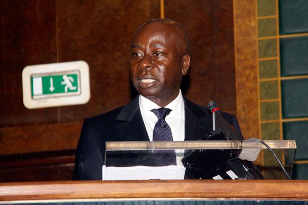 Baïdy Agne, Président du Conseil National du Patronat
