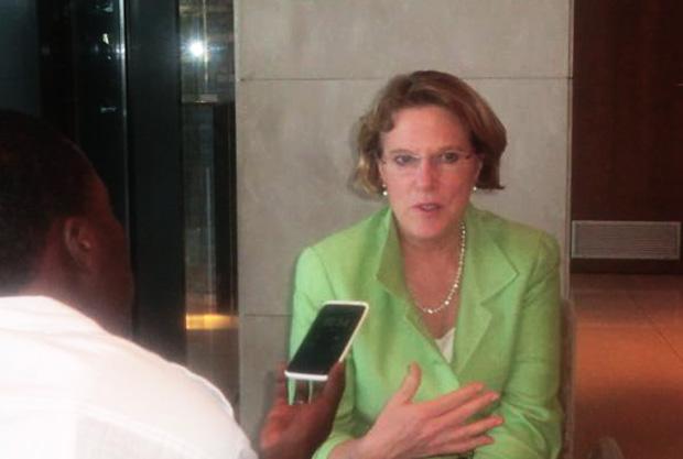 Elizabeth Littlefield, Présidente et Directrice Générale d'OPIC