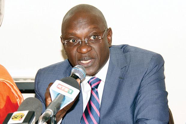 Fodé Diop, Architecte DPLG, Président du Conseil de l'Ordre des Architectes du Sénégal