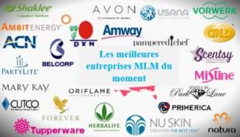 Quel est le meilleur MLM ? Les plus rémunérateurs