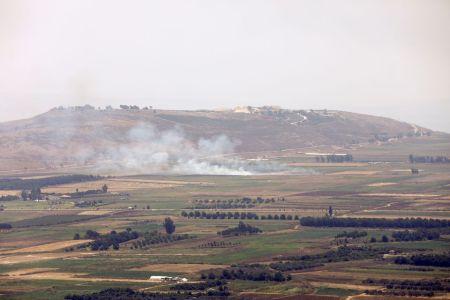 Two Rockets from Lebanon Hit Israel, Israel Retaliates