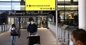 Britain's Heathrow Airport refuses orders for extra flights from India