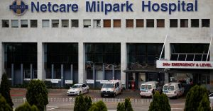 South African Netcare flags fall in the first half of the profit