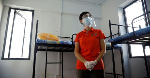 Singapore quarantines more than 1,100 migrant workers, re-infection probes