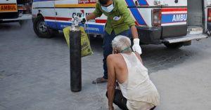 Oxygen leak kills 22 in Indian hospital as coronavirus infections rise