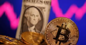 Asian stocks close to a maximum of 1-1 / 2 weeks, Bitcoin compensates for losses