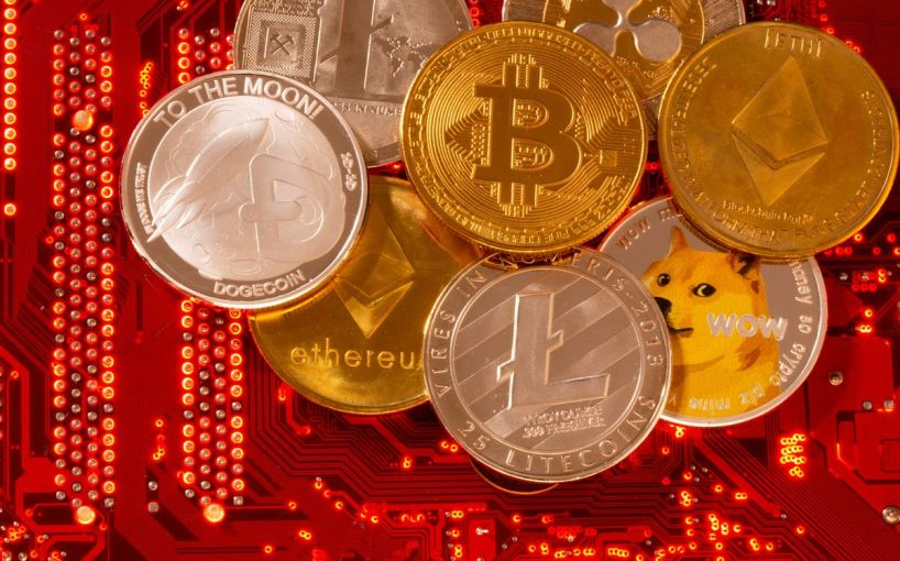 Powell says a Fed digital currency could undercut need for cryptocurrencies | Reuters