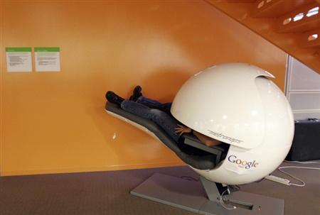 Google, Sleep, Pod