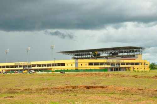 Possible home of upcoming World Cup matches, Arena da Floresta (Stadium of the Jungle)